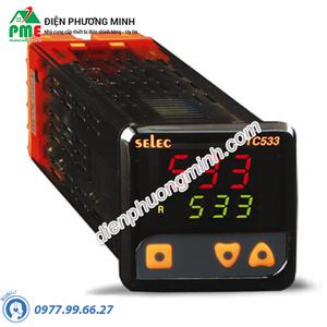 Điều khiển nhiệt độ Selec TC533BX (48x48)