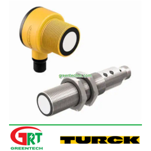 Diffuse reflective ultrasonic sensor | Turck | Cảm biến siêu âm khuếch tán | Turck Vietnam