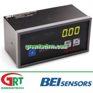 Digital display / 7-digit / 7-segment / for rotary encoders SA100R