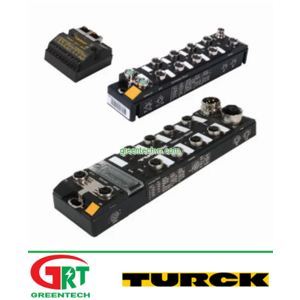 Digital I/O module | Turck | mô đun xuất nhập kỹ thuật số | Turck Vietnam