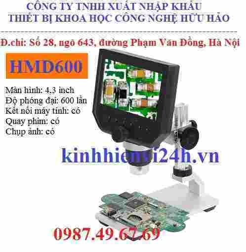 KÍNH HIỂN VI HMD600