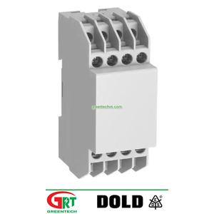 DIN rail enclosure 55 mm KU 4000 | DIN rail sắt 55 mm | KU 4000 | Dold Vietnam