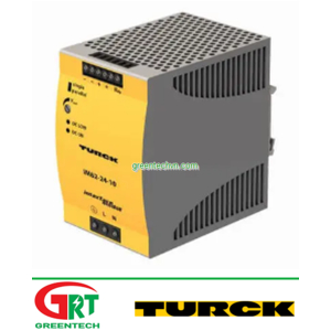 DIN rail power supply IM82-24 series | Turck |Bộ nguồn DIN IM82-24 | Turck Vietnam