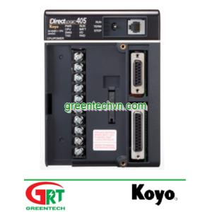 DirectLOGIC 405 | Module DirectLOGIC 405 | Module DirectLOGIC 405 Koyo