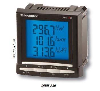 Đồng hồ đa năng Diris A30 + RS485