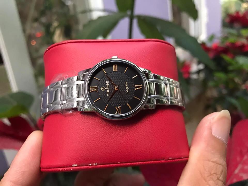 đồng hồ nữ sunrise dm694swa - ssd chính hãng | hieutin.com