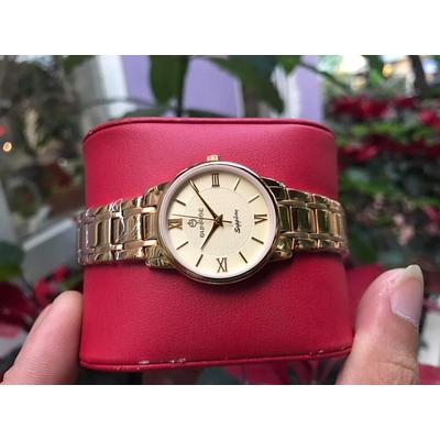 Đồng hồ nữ sunrise dm694swa - kv chính hãng