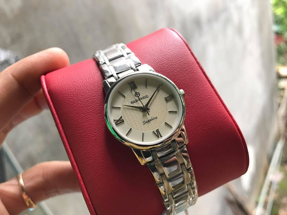 Đồng hồ nữ chính hãng Sunrise DM7694SWA - SG7A