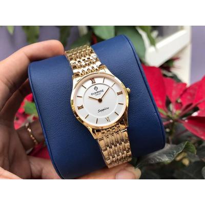 Đồng hồ nữ sunrise dm736swb - kt chính hãng