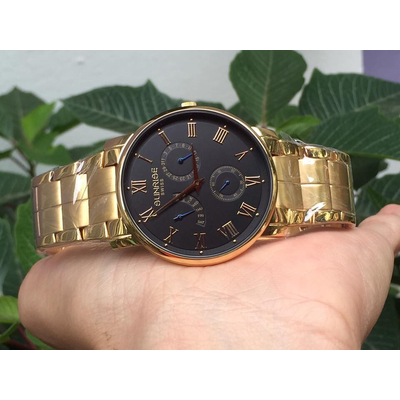 Đồng hồ nam sunrise dm747swb - kd chính hãng