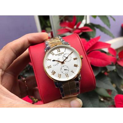 Đồng hồ nam sunrise dm747swa - skt chính hãng