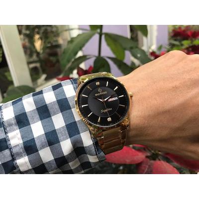 Đồng hồ nam sunrise dm748swb - kd chính hãng