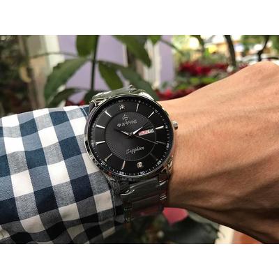 Đồng hồ nam sunrise dm748swb - ssd chính hãng