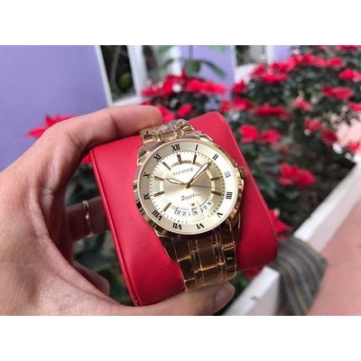 Đồng hồ nam sunrise dm771swa - kv chính hãng