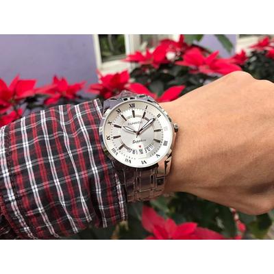 Đồng hồ nam sunrise dm771swa - sst chính hãng