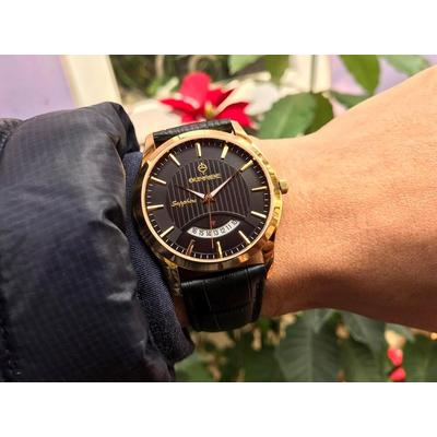 Đồng hồ nam sunrise dm776pwa - lkd chính hãng
