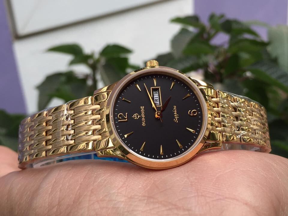 Đồng hồ nữ sunrise dm778swa - kd chính hãng