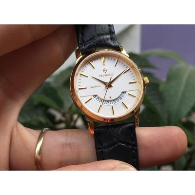 Đồng hồ nữ sunrise dm779pwa - kt chính hãng