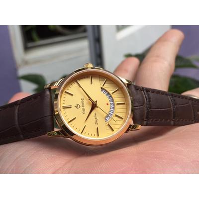 Đồng hồ nữ sunrise dm779pwa - kv chính hãng