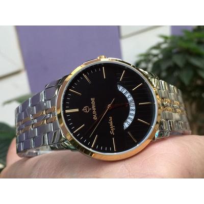 Đồng hồ nam sunrise dm779swa - skd chính hãng