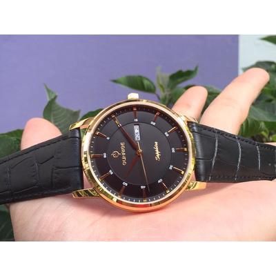 Đồng hồ nam sunrise dm780pwa - kd chính hãng