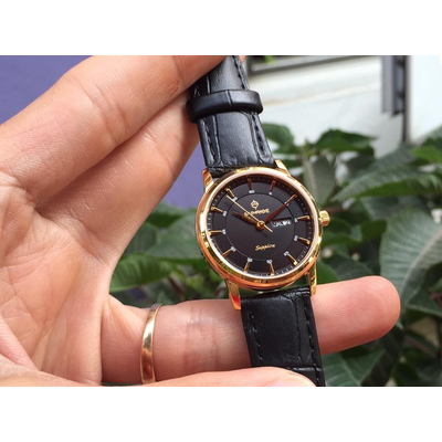 Đồng hồ nữ sunrise dm780pwa - kd chính hãng