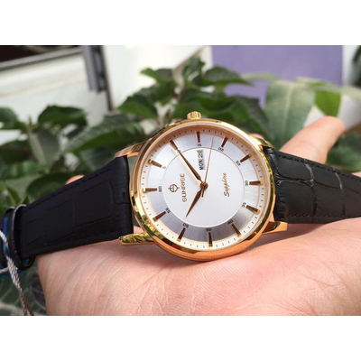 Đồng hồ nam sunrise dm780pwa - kt chính hãng