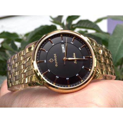 Đồng hồ nam sunrise dm780swa - kd chính hãng