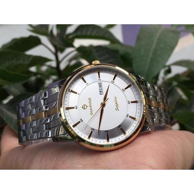 Đồng hồ nam sunrise dm780swa - skt chính hãng