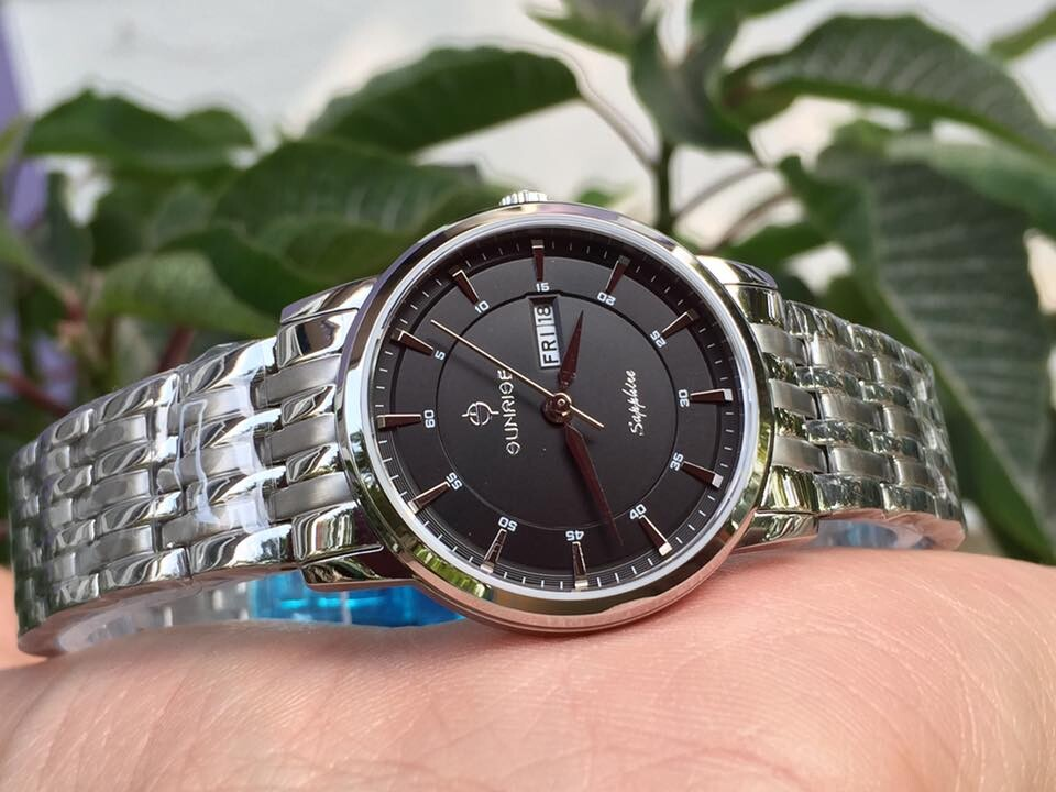 Đồng hồ nữ sunrise dm780swa - ssd chính hãng