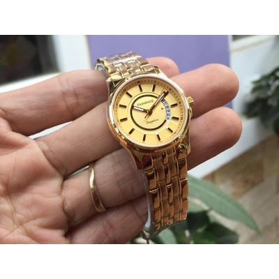 Đồng hồ nữ sunrise dm781swa - kv chính hãng