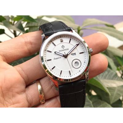 Đồng hồ nam chính hãng Sunrise DM782PWA - LD7A