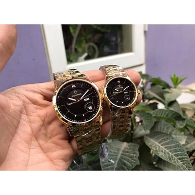 Đồng hồ đôi sunrise dm782swa - kd chính hãng