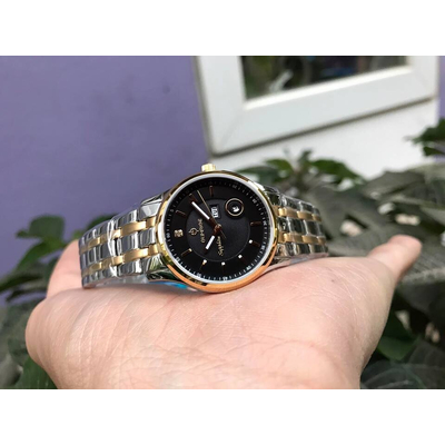 Đồng hồ đôi sunrise dm782swa - skd chính hãng