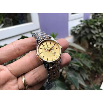 Đồng hồ nữ sunrise dm782swa - skv chính hãng