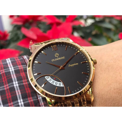 Đồng hồ đôi sunrise dm783swa - kd chính hãng