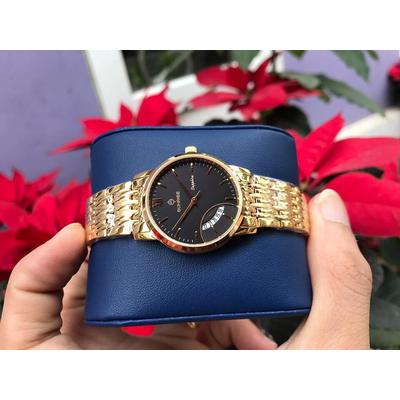 đồng hồ nữ sunrise dm783swa - kd chính hãng