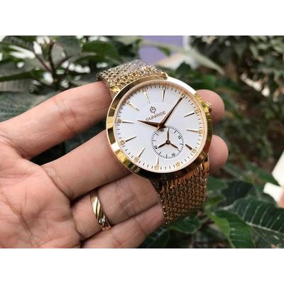 Đồng hồ nam sunrise dm784swa - kt chính hãng