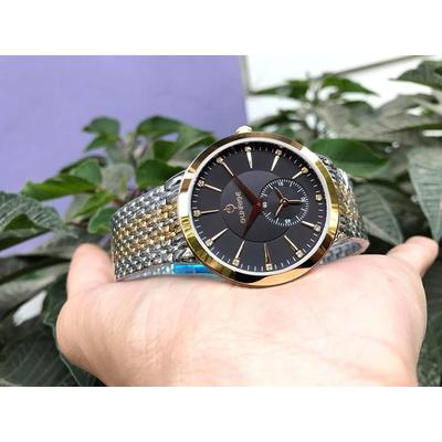 Đồng hồ nam sunrise dm784swa - skd chính hãng