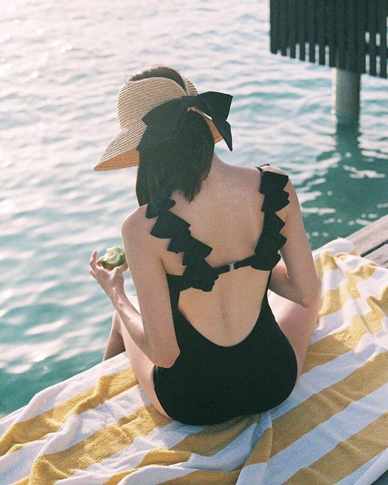 Đồ bơi Nữ T004