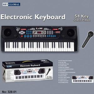 Đồ chơi mô hình BBT GLOBAL - Đàn organ điện tử cho bé học nhạc - 328-01