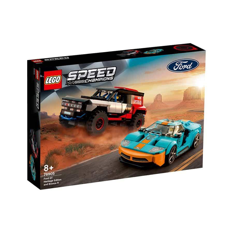 Đồ chơi mô hình LEGO SPEED CHAMPIONS - - 76905