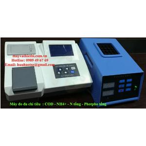 Máy đo đa chỉ tiêu COD-N-P-NH4+ Model CNPN-4K