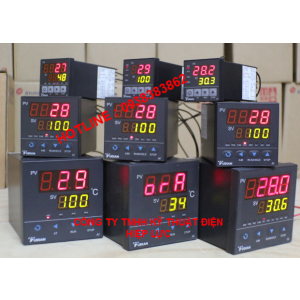 Đồng hồ nhiệt Yudian AI-508-D2-L1-L2-Q AI-508-E-L1-L0-Q AI-508-D-L1-L0-Q AI-508-A-L1-L0-Q