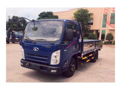 Đô Thành IZ65 thùng lửng, tải 2,3 tấn Euro 4
