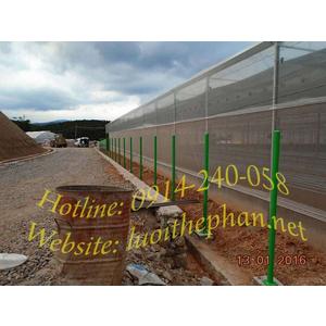 Đơn vị thi công hàng rào lưới thép tại HCM