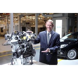 Động cơ Ecoboost của hãng xe Ford