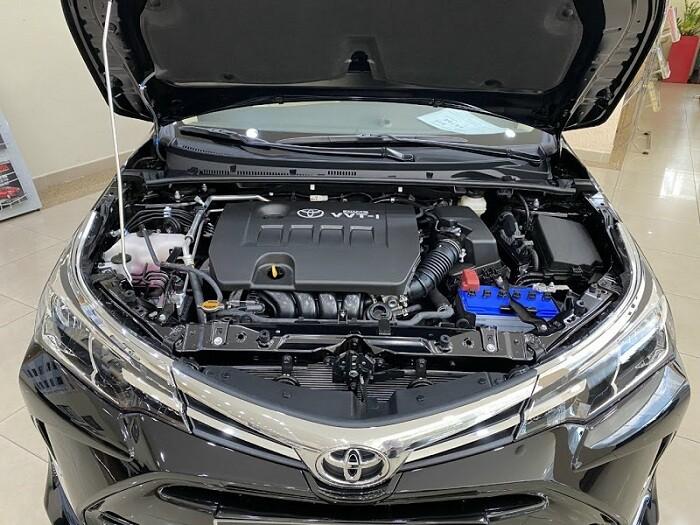 Động cơ xe Altis 1.8E và 1.8G 2021