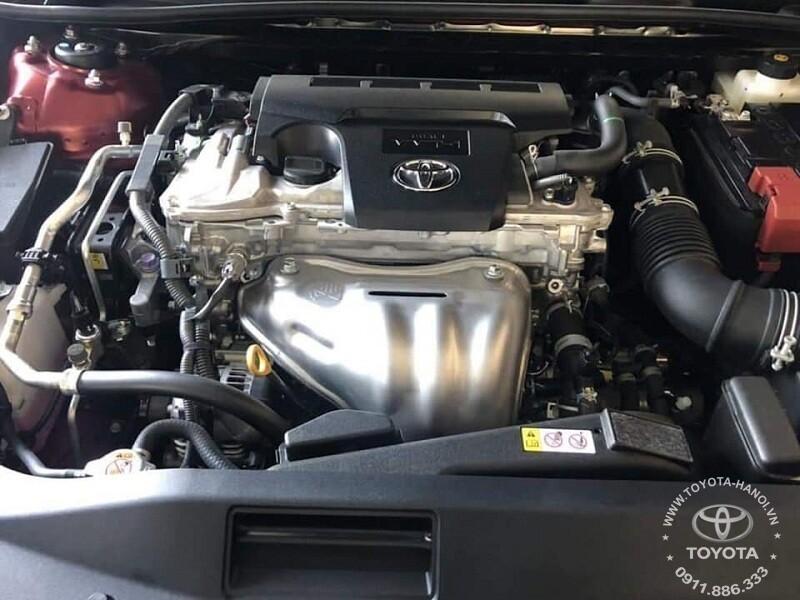 Động cơ xe Toyota Camry 2.0G 2020
