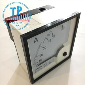 Đồng hồ Ampe 50/5A